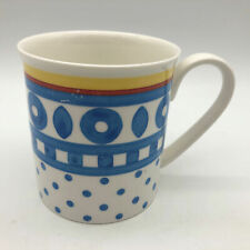 "Villeroy & Boch Twist-Anna Coffee Mug 3-3/8"" Tall"