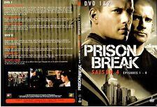 DVD Prison Break Saison 4 episodes 1-8 | Serie TV | <LivSF> | Lemaus