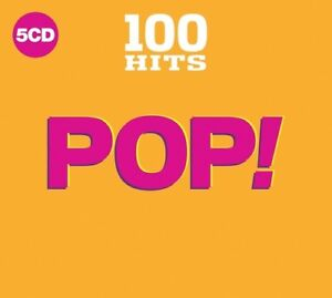 Various Artists - 100 Hits: Pop / Various [New CD] Boxed Set, UK - Import