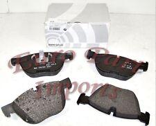BMW FRONT BRAKE PADS X5, X6 MODELS OEM Germany Genuine OE BMW 34116852253