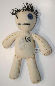 Living Toys KORN Rag Doll 2000 Issues Tour EUC