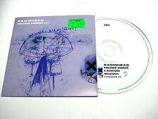 cd-single, Radiohead - Paranoid Android CD2, Cardsleeve