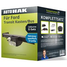 Anhängerkupplung starr FORD Transit Kasten/Bus +E-Satz NEU inkl. EBA PKW