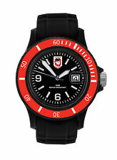 NRL Watch - St George Illawarra Dragons 100m Water Resistant - Gift Box Included