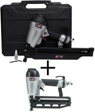 "Porter-Cable 3.5"" Full Round Framing Nailer & 2.5"" Finish Nailer Nail Gun Set"