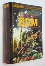 Trésors de la bande dessinée BDM : Catalogue encyclopédique 2007-2008