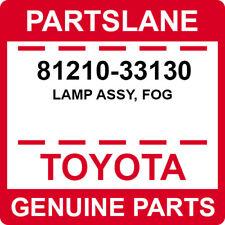 81210-33130 Toyota OEM Genuine LAMP ASSY, FOG