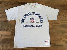 Vintage Nutmeg Mills Los Angeles Dodgers T-Shirt