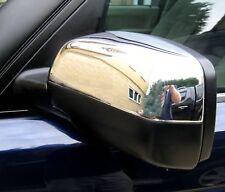 MEZZA Copertura Specchio Cromata Porta Cap FR Range Rover l322 2002-2005 ALA VOGUE Shell