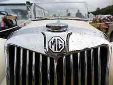 MG Bonnet 2452 Grille A4 Photo Poster