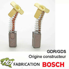 charbon 2609199169 bosch  pour boulonneuse GDR18V et 14,4V