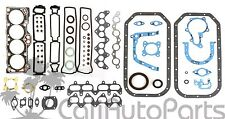 88-89 TOYOTA  MR2 SUPERCHARGED 1.6L DOHC 16V 4AGZE FULL ENGINE GASKET SET