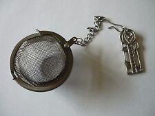 Mackintosh Rose Ladder Tea Ball Mesh Infuser Stainless Steel Sphere Strainer 22