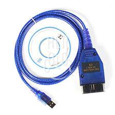 USB KKL VAG-COM For 409.1 OBD2 Cable Scanner Audi VW SEAT Volkswagen