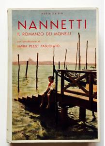 Maria Da Rin Nannetti il romanzo dei monelli Hoepli 1932 fotografie Graziadei
