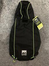 3 PEAKS Pro Adventure DOG ELASTOFIT RAINCOAT Size XS/Extra Small 25-31cm RRP £27