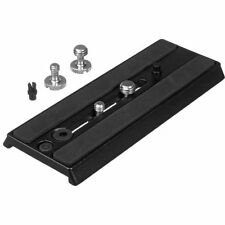 Manfrotto 357PLV Quick Release Plate for Video. No Fees! EU Seller! NEW!