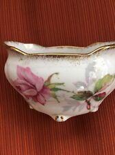 Royal Albert China Berkeley Roses Dish for Sugar/Sweetener Packet/Cards England