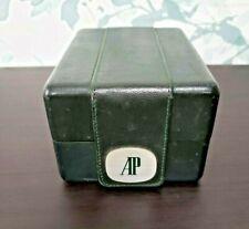Genuine Audemars Piguet Box vintage Case wrist watch  green yy150120620