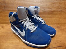 Nike Team Hustle D6 mid top bleu baskets taille uk 5 eur 38