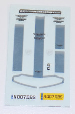 1/43 decals for Aston Martin DBS and Rapide   #169