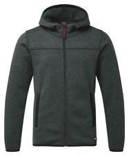 TuffStuff Henham hoodie grey fleece-lined full-zip hooded sweatshirt #237