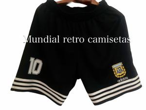 Maradona Redondo Bati Argentina world cup 1994 Short pantaloncini home (retro)