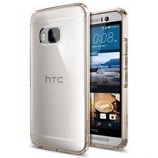Spigen HTC M9 caso Ultra híbrido champán One Cristal (PET)