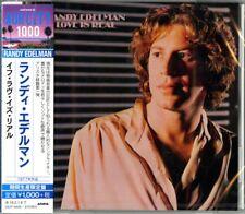 RANDY EDELMAN-IF LOVE IS REAL-JAPAN CD Ltd/Ed B63