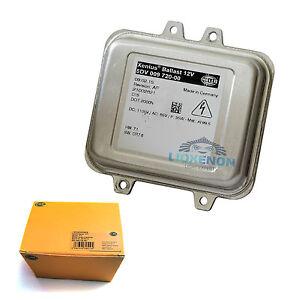 Hella 5DV 009 720-00 Xenon Xenius HID Headlight Control Unit 4PIN Ballast D1S