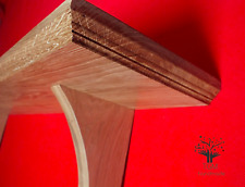 s51 Solid Oak Shelf with Oak Supported Brackets | Decorative Mouldings