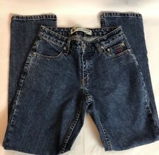 HARLEY DAVIDSON MOTORCYCLES GENUINE MOTOR CLOTHES Women's DENIM JEANS SIZE 2P(R8