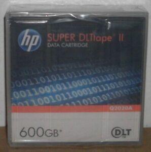 HP Q2020A Datenkasette  Super DLT tape II 600GB DLTtape II OVP A