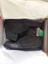 Nike AJ1 High Zoom Fearless Reflective Black Jordan Trainers Size 11 Deadstock