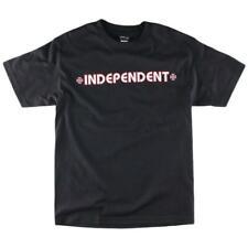 Independent Truck Co Bar Cross Tee Black