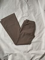"The Limited Drew Fit Pants Size 0 Inseam 32"" Tan Flare"