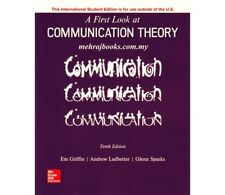 A First Look at Communication Theory 10e Global Edition