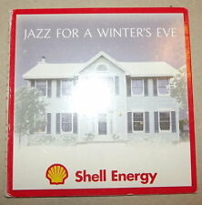 JAZZ FOR A WINTER'S EVE ~Christmas music CD SHELL ENERGY OIL COMPANY SERVICES
