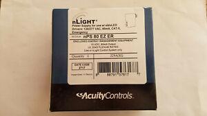 Acuity nLight NPS 80 EZ ER Emergency Power Pack Relay 229AXG BRAND NEW