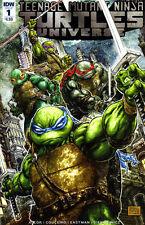 Teenage Mutant Ninja Turtles TMNT Universe #1 IDW 1st Print NM