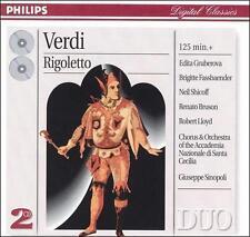 Verdi: Rigoletto / Sinopoli - Philips