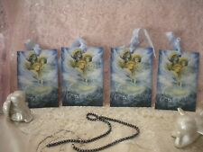 Shabby Gift Tags Angels / Fairies (4)
