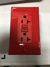 9 - Brand New Leviton 7899-R Smartlock outlet.