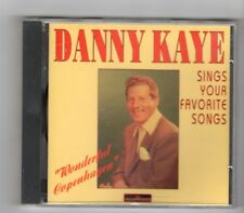 (IL835) Danny Kaye, Wonderful Copenhagen - 1994 CD