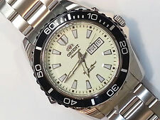 ORIENT DIVERS Automatic  200m MAKO Luminous dial FEM75005R9 FEM75005 NEW