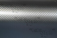 【3D Carbon Fibre】Vinyl Wrap Film Sheet For Phone Laptop Car Wall