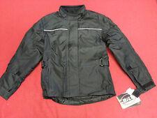 BILT Eclipse Motorcycle Jacket Black Womens Size XS Extra Small BLW16