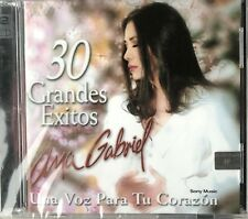 ANA GABRIEL - 30 GRANDES EXITOS - 2 CD (NEW)
