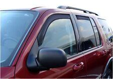 In-channel Deflector Door Window Deflector Vent Visor 4 Pc. Auto Ventshade (AVS)