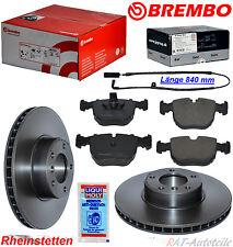 Brembo Bremsen KIT+WK Vorne 324mm Vorne BMW 5 E39 520 525 535 530 535 540